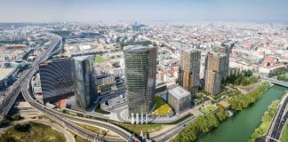Deka acquires office tower project in Vienna