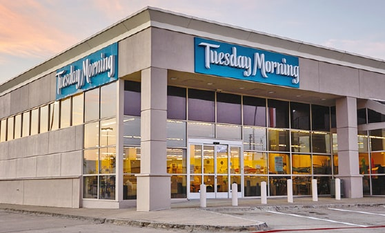 Tuesday Morning files for Chapter 11 bankruptcy protection