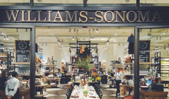 Williams-Sonoma extends temporary closure in US and Canada