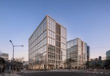 Actis sells office property in Seoul
