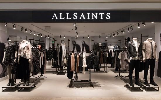 AllSaints announces CVAs proposal for UK and US store portfolio