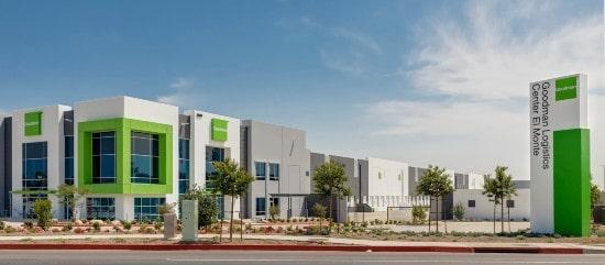 Goodman Group completes logistics facility in El Monte, California