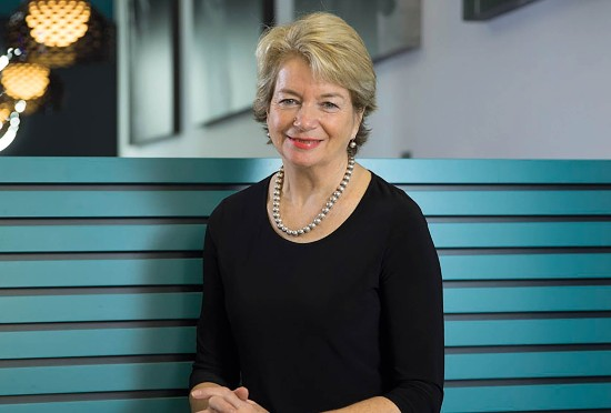 Goldman Sachs-backed retirement living company Riverstone has appointed Penny Hughes as chairman.