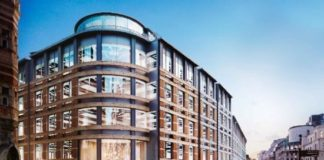 Union Investment acquires office property in City of London
