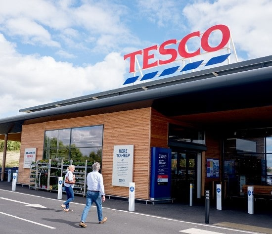British retail group Tesco to sell its business in Poland
