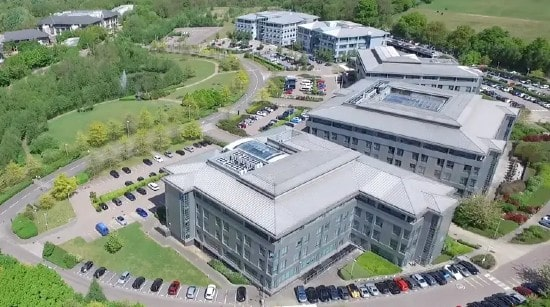 BauMont buys two buildings at Thames Valley Park from Microsoft
