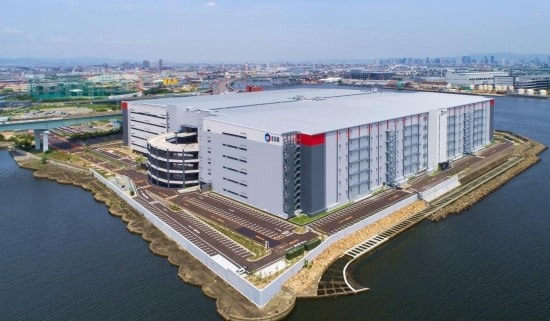 ESR completes the largest logistics warehousing project in APAC