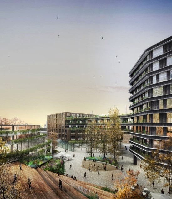 Hines to develop commercial property project in Barcelona