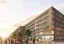 Office scheme in Hamburg sold to Warburg-HIH Invest Real Estate