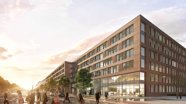 Office scheme in Hamburg sold to Warburg-HIH Invest Real Estate