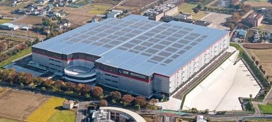 ESR, AXA IM - Real Assets JV buys Tokyo logistics facility for US$368m