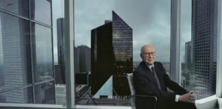 Real estate legend Gerald D. Hines dies at age 95