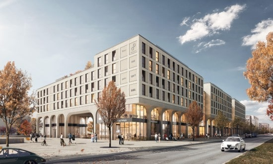 KGAL buys mixed-use project in Munich for €250m