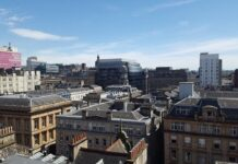 Scottish commercial property sales fall to lowest level in decade