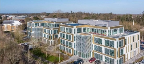 Singapore's Straits Trading buys freehold business park in UK for £76.7m