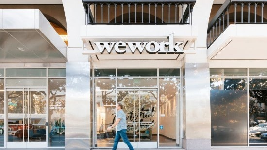WeWork secures new $1.1bn commitment from Softbank