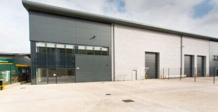 Blackstone's logistics real estate company buys industrial scheme for £14m