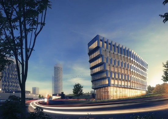 Warburg-HIH Invest buys office building in Helsinki
