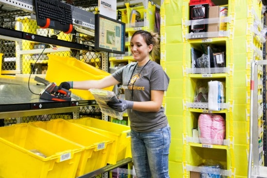 Amazon hiring 100,000 new employees in U.S, Canada
