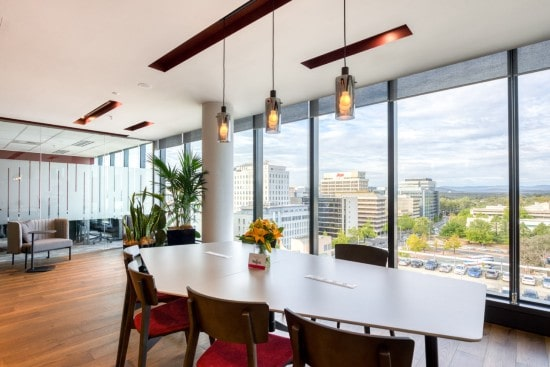 Flexible workspace provider IWG signs its first Australian franchise deal