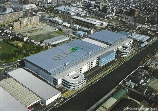 GLP forms JV to expand new energy initiatives in commercial properties