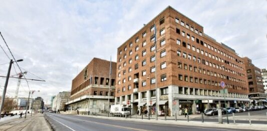 CBRE Global Investors sells office property in Oslo