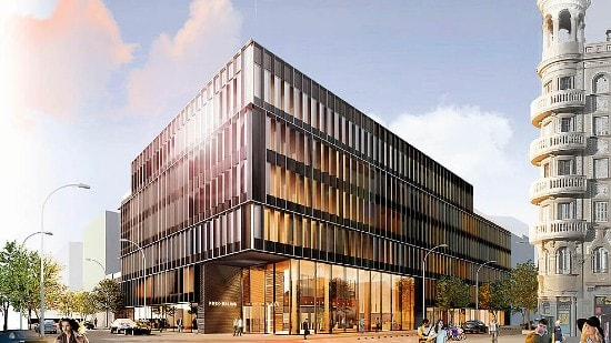 PATRIZIA purchases office development in Barcelona