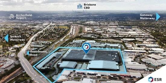 ESR Australia buys infill redevelopment site in Acacia Ridge, Queensland