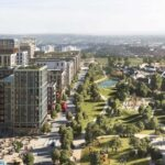 Argent Related unveils £5bn park town project