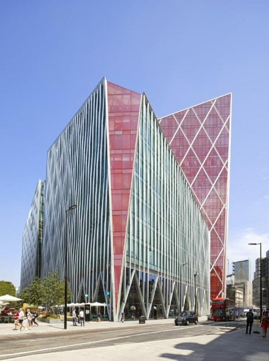 Suntec REIT buys 50% interest in London commercial property for £430.6m