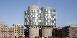 Hines acquires iconic Portland Towers building in Copenhagen, Denmark