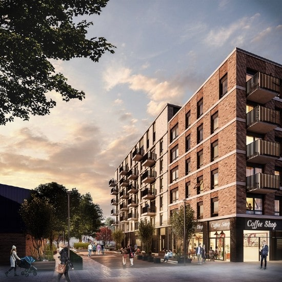 Mace gets approval for Stevenage Town Centre regeneration