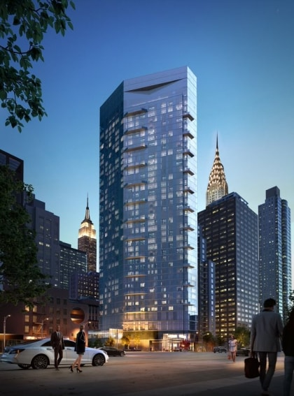 Greystone closes $289m loan to refinance Midtown Manhattan multifamily