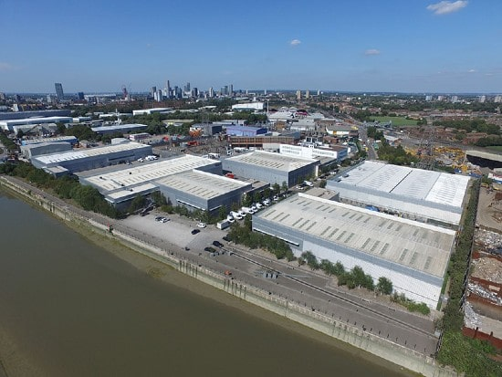 SEGRO buys urban warehouse estate in London for £133m