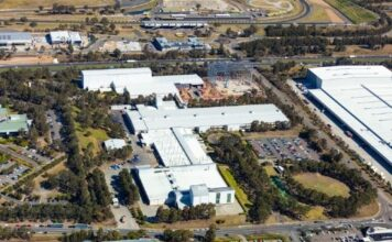 Charter Hall raises A$2.6bn for industrial fund