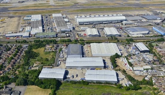 Hines buys prime logistics park near London's Heathrow Airport for £80m