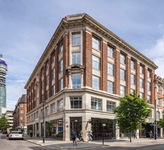 Mapfre has an office building, Yalding House, in the London neighborhood of Fitzrovia from British Land, through its real estate fund with GLL.