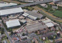 Valor acquires industrial estate in East London