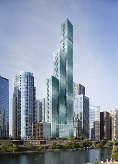 Marriott to debut St.Regis brand at Chicago's iconic Vista Tower