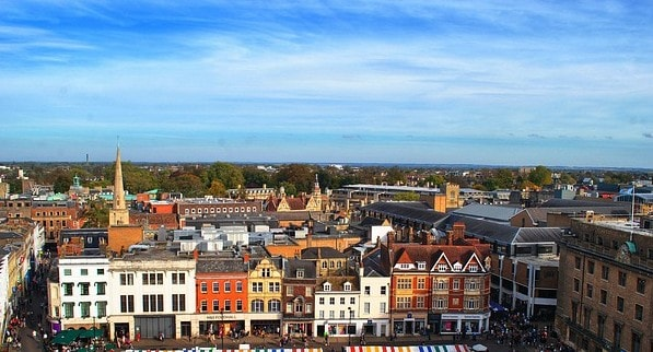 Aviva Investors, PSP Investments fund new office building in Cambridge