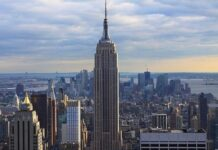 Empire State Realty Trust (ESRT) said that Swedbank, a Stockholm-based banking group, has signed a 7,905 sq ft. lease on the 45th floor at the Empire State Building.
