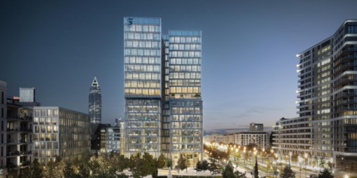 Office tower project in Frankfurt sold for €196m