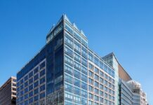 Trophy office building in Washington, D.C. sells for $103m