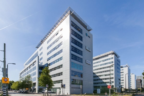 AEW acquires office building in The Hague
