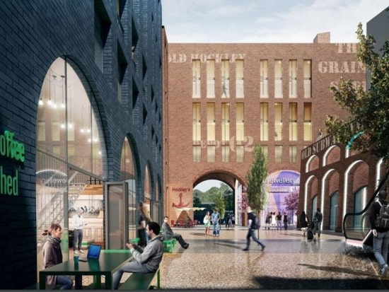 Legal & General funds £100m Birmingham built to rent project