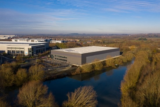 Aviva Investors lets warehouse asset in Northampton
