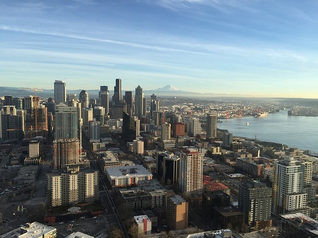 Trophy office tower in Seattle sells for $625m