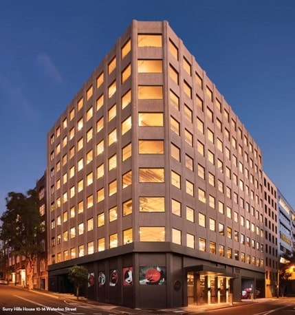 Real I.S. buys two office buildings in Sydney