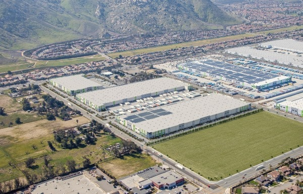Goodman to build 1.1 million sq ft logistics campus in Inland Empire