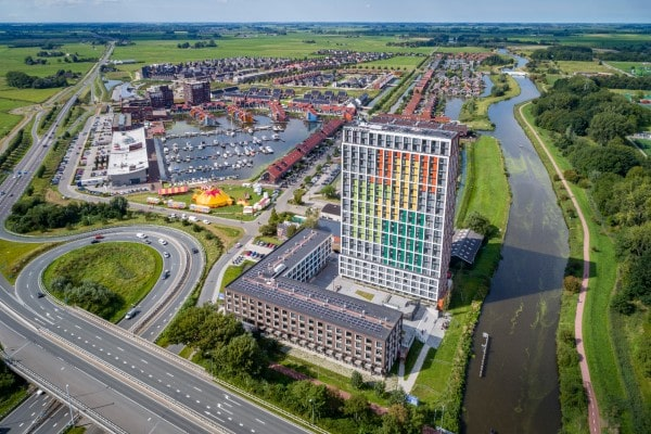 KKR sells two student housing assets in Netherlands for €190m